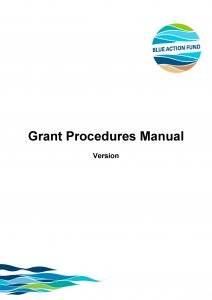 Grant Procedures Manual